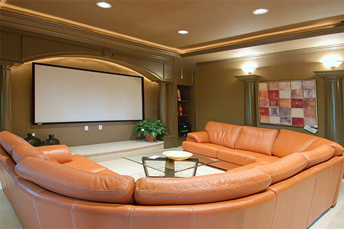 Home Theater Lighting Automation Bradenton & Sarasota